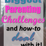 Do you want to know what parents like you worry about? Well here is the list - Biggest Parenting Challenges. The Top Daily Parent Concerns we all have to Deal with. Including great tips and hacks to handle these. # parentingchallenges #parentworries #parentingtips #parenthacks #powerparenting